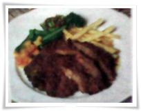 Steak Sapi Teriyaki
