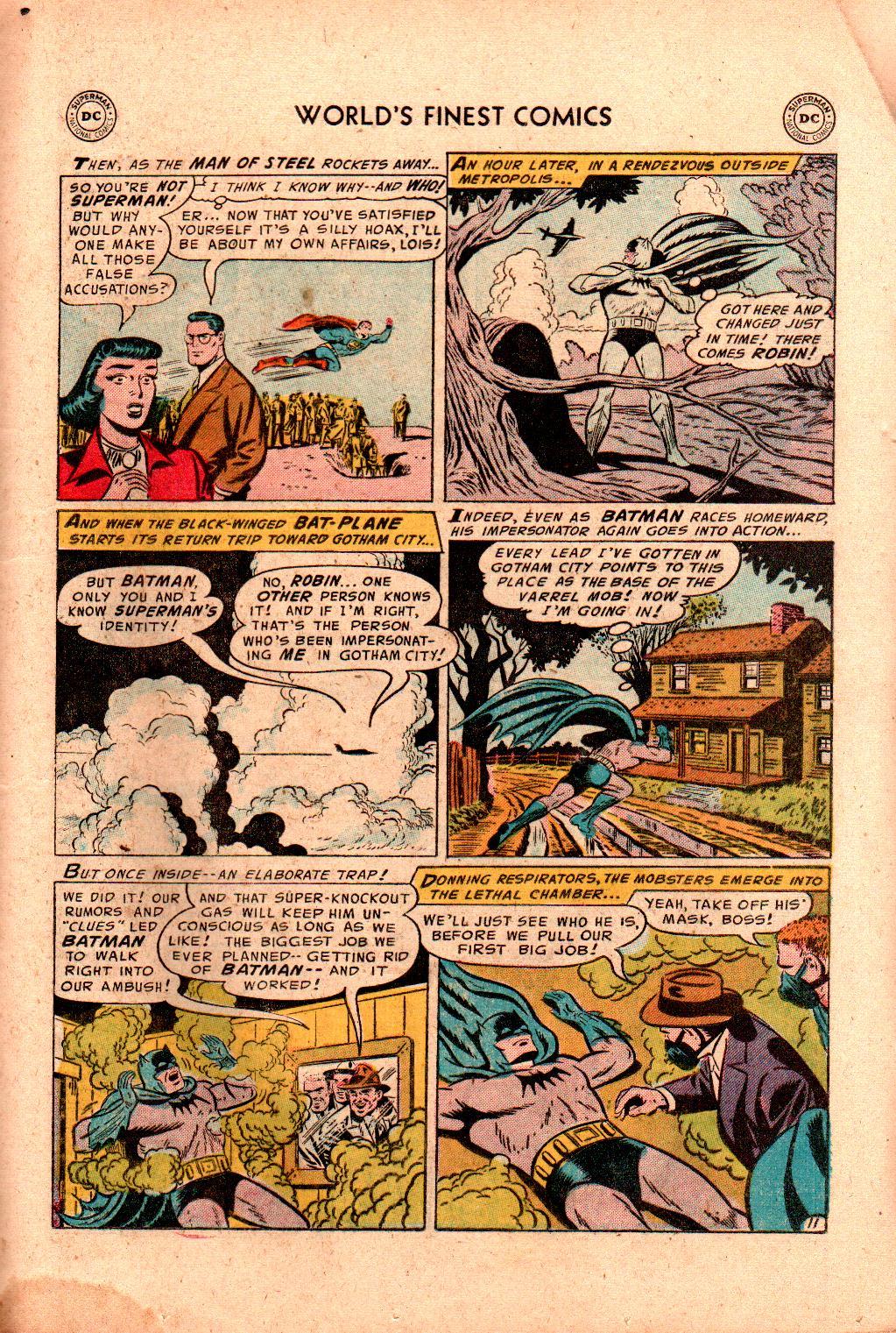 Read online World's Finest Comics comic -  Issue #78 - 13