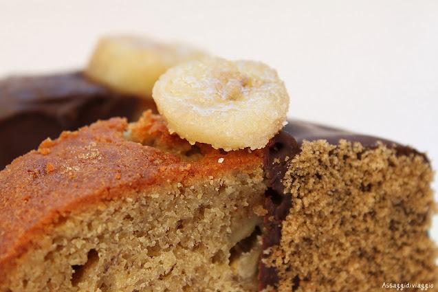 Banana Cake di Luca Montersino