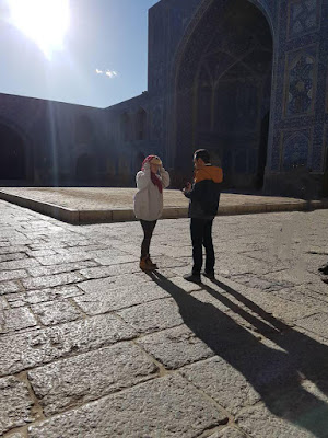 If there's one thing you will surly love during your trip to Iran is its people .Iranian' interest in foreign travelers would be particular. They will be predisposed to chat to you if you are friendly and curious to hear what you are doing in their town.