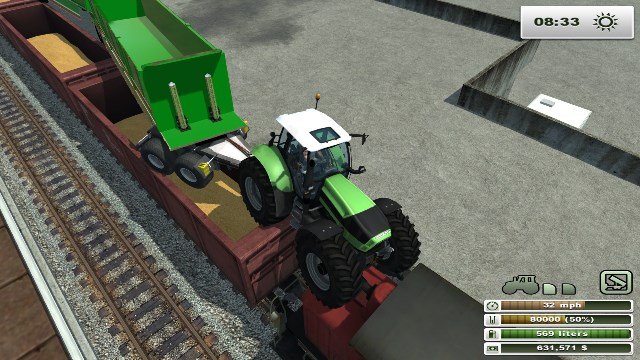 Download Farming Simulator 2013 PC Games Gameplay