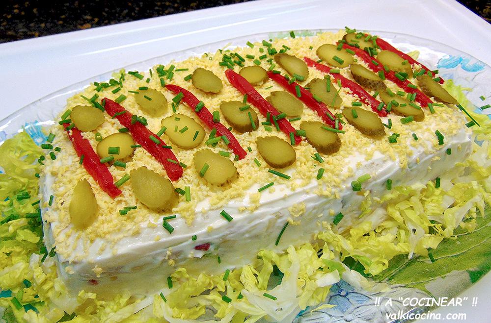Pastel De Pollo Con Pan De Molde A Cocinear Recetas Valkicocina Com
