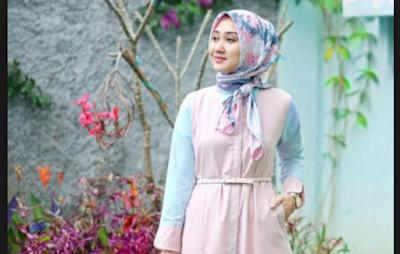 Contoh Busana Muslim Dian Pelangi Terbaru 2017
