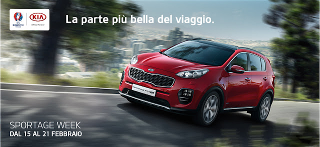 Presentazione KIA Sportage 2016 - Quando è disponibile negli Showroom KIA