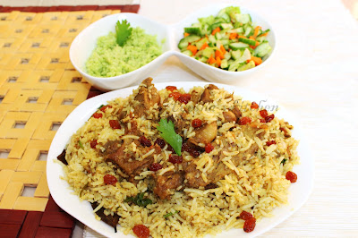 special biryani rice recipe with duck ayeshas kitchen tasty rice and duck recipe