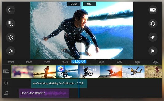 Action Director Video Editor 2.2.1 APK Unlocked Android