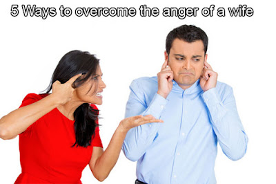Anger wife