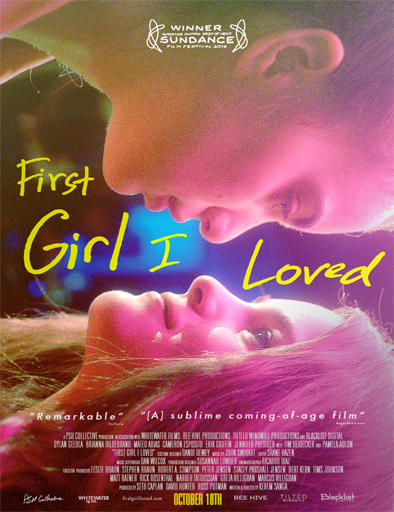 Ver First Girl I Loved (2016) Online