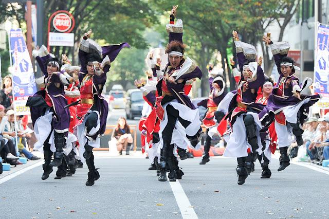 The Black Ship Festival at Shimoda Port and others, Shimoda City, Shizuoka