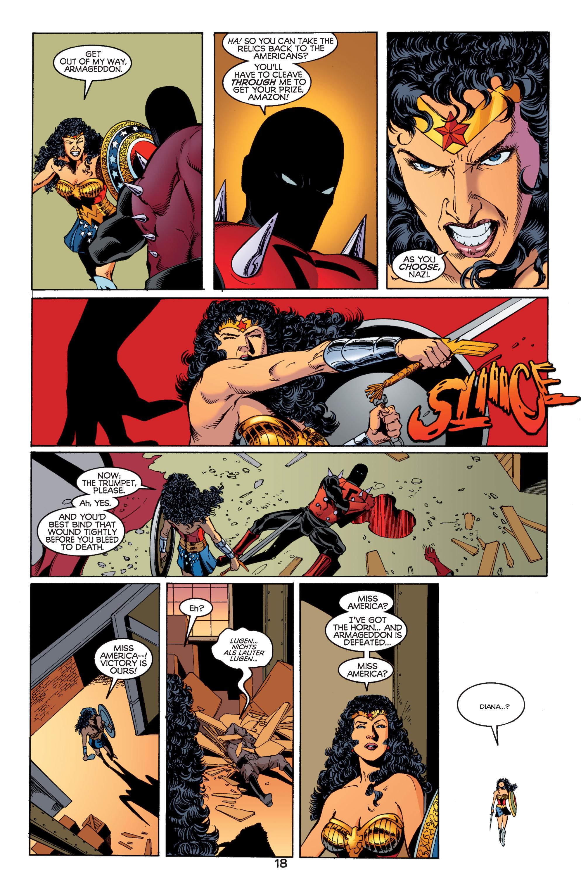 Read online Wonder Woman (1987) comic -  Issue #185 - 19