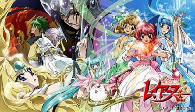 Anime Bagus Underrated  yang Jarang Ditonton/Direkomendasi - Magic Knight Rayearth