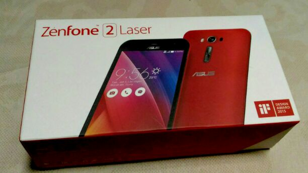 ZenFone Laser 2 Ze550kl