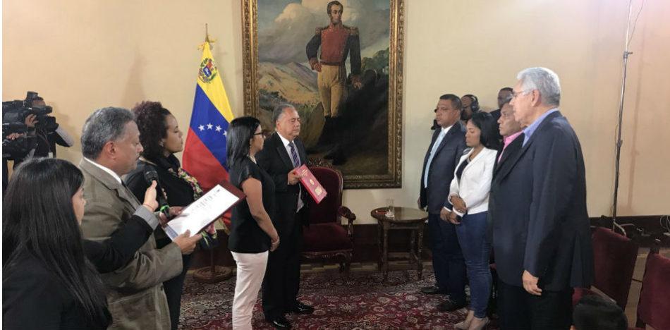 La oposición quedó  mermada y agonizante con la actitud de cuatro autoridades