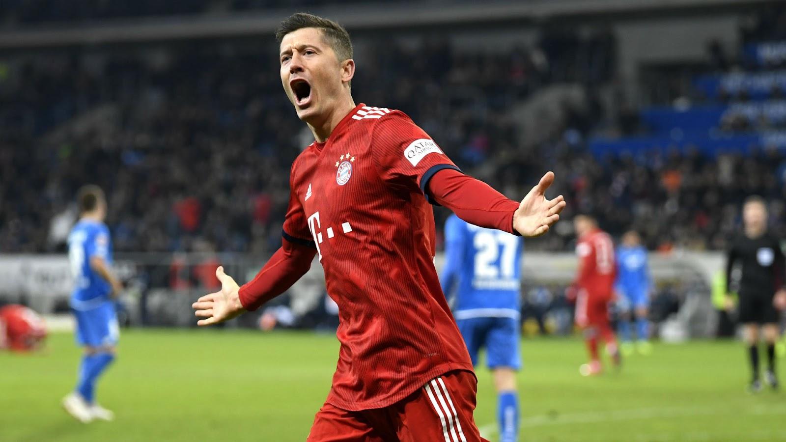 Tumbangkan Gladbach, Bayern Samai Perolehan Poin Dortmund