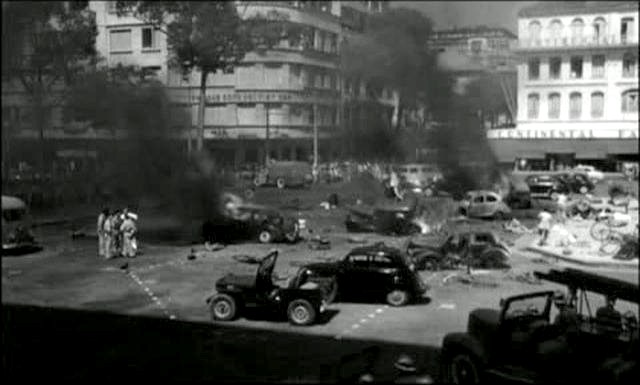 The Quiet American 1958 movieloversreviews.filminspector.com Saigon