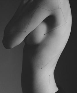 tatuaje constelación
