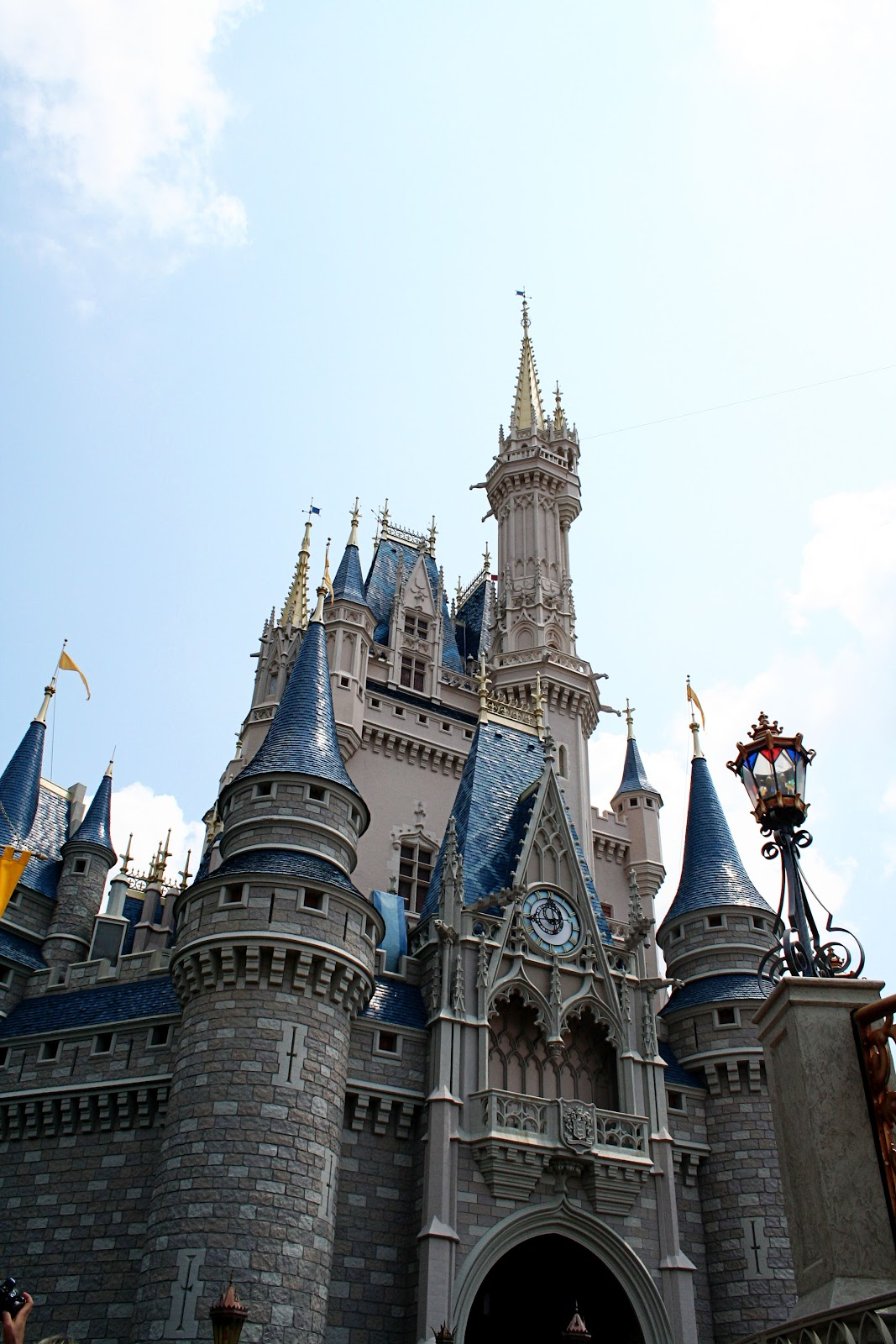 Keys to the Magic Travel: Inside Cinderella's Castle - a ...