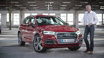 2017 Audi Q5 Luxury SUV Picture