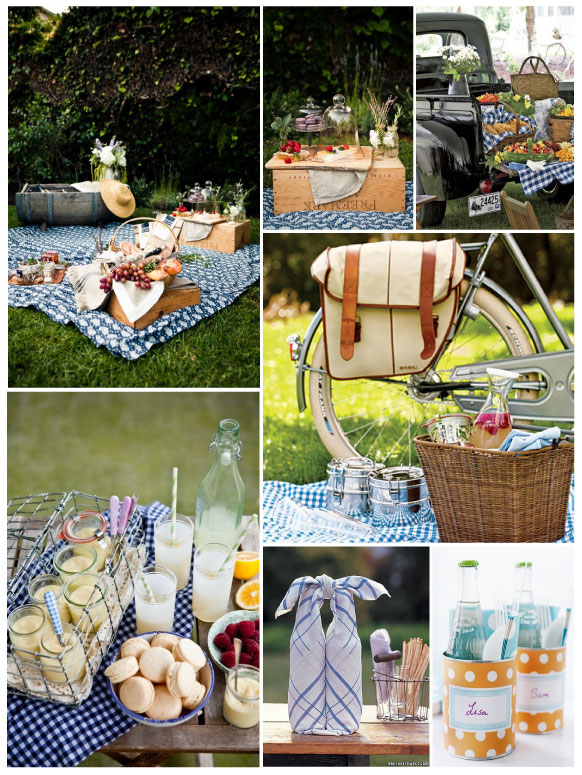 dettagli home decor Picnic Time foto 2