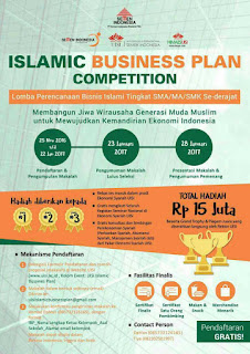 Islamic Business Plan (IBP) 2017 UISI (Universitas Internasional Semen Indonesia)