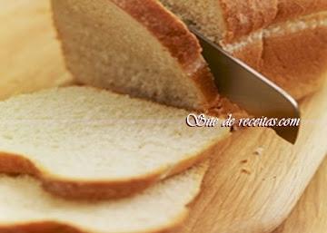 Pão fofinho de liquidificador