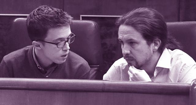 """Podemos y la hipótesis populista: """"los que faltan"""" y el """"pueblo organizado"""""""