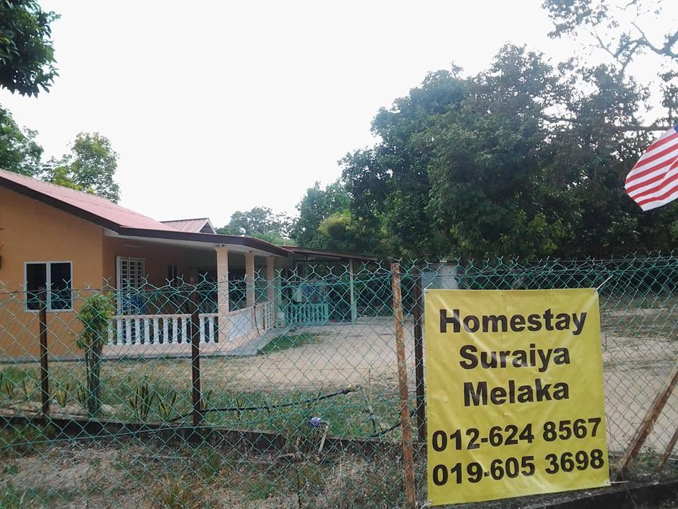 Homestay Suraiya 5 Pengkalan Balak Masjid Tanah Melaka
