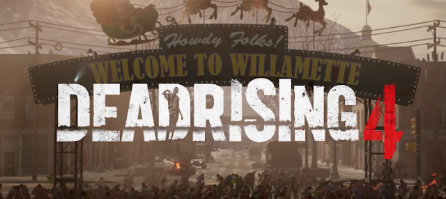 Dead Rising 4: Frank's Big Package llegará a PlayStation 4 estas navidades