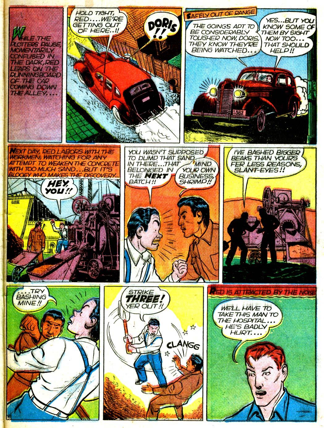 Read online All-American Comics (1939) comic -  Issue #6 - 7