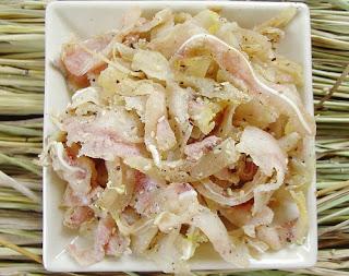 Tré - Món ăn ngày Tết miền Trung