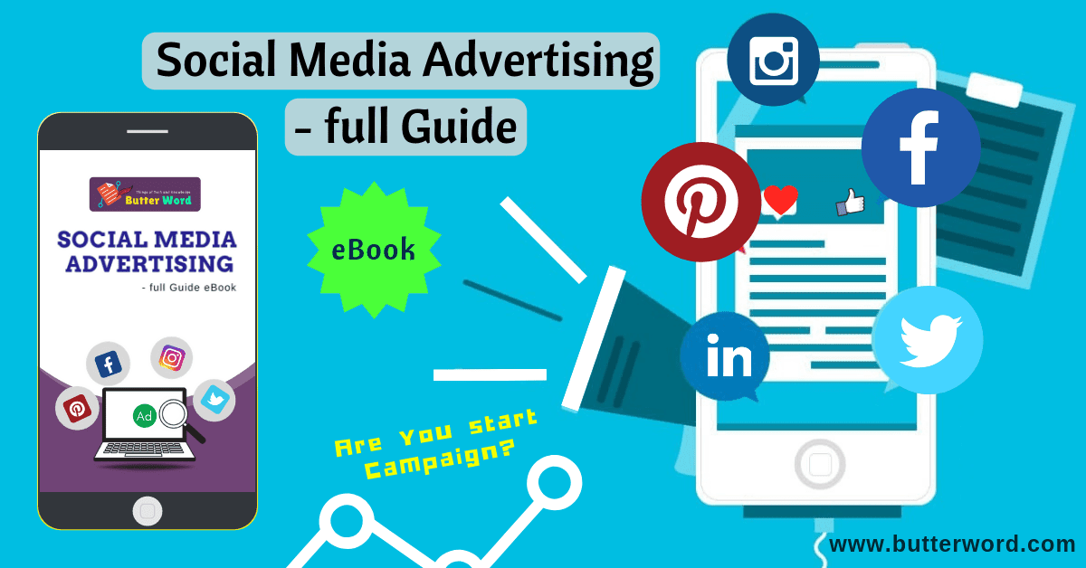 Social Media Advertising - Full Guide ebook