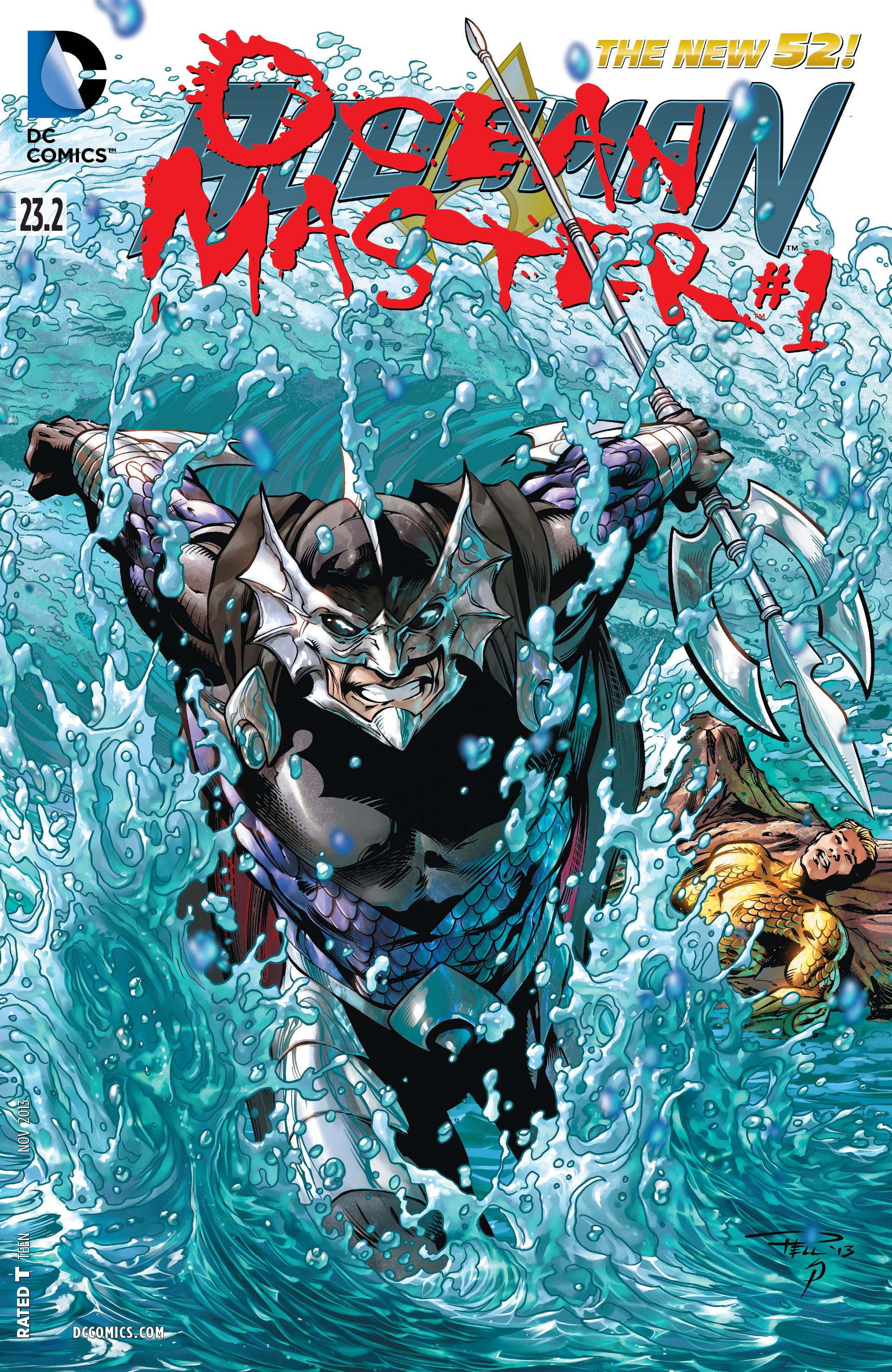 Read online Aquaman (2011) comic -  Issue #23.2 - 1