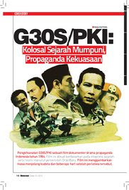 Download Pengkhianatan G30S/PKI 1984 DVDRIP 720P 480P Full Movie Indonesia