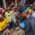 Tight security in Oyo as Osinbajo visits Saki to distribute 'tradermoni'