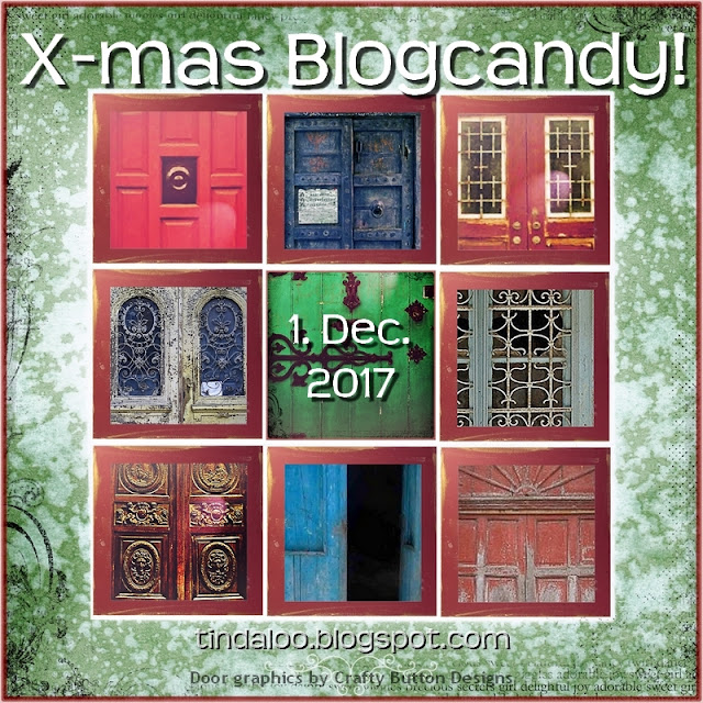 X-mas Surprise BlogCandy!