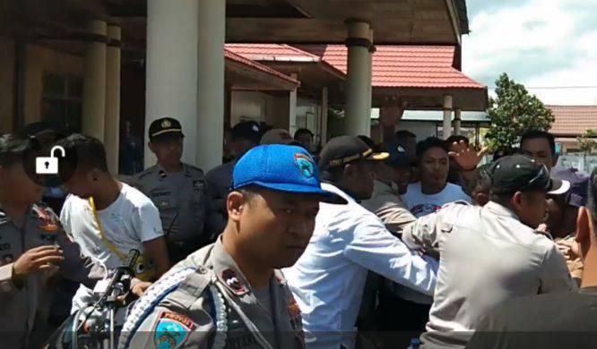 Kronologis Pemukulan Terhadap Mando Mote Oleh Polri dari Resort Nabire dan Paniai