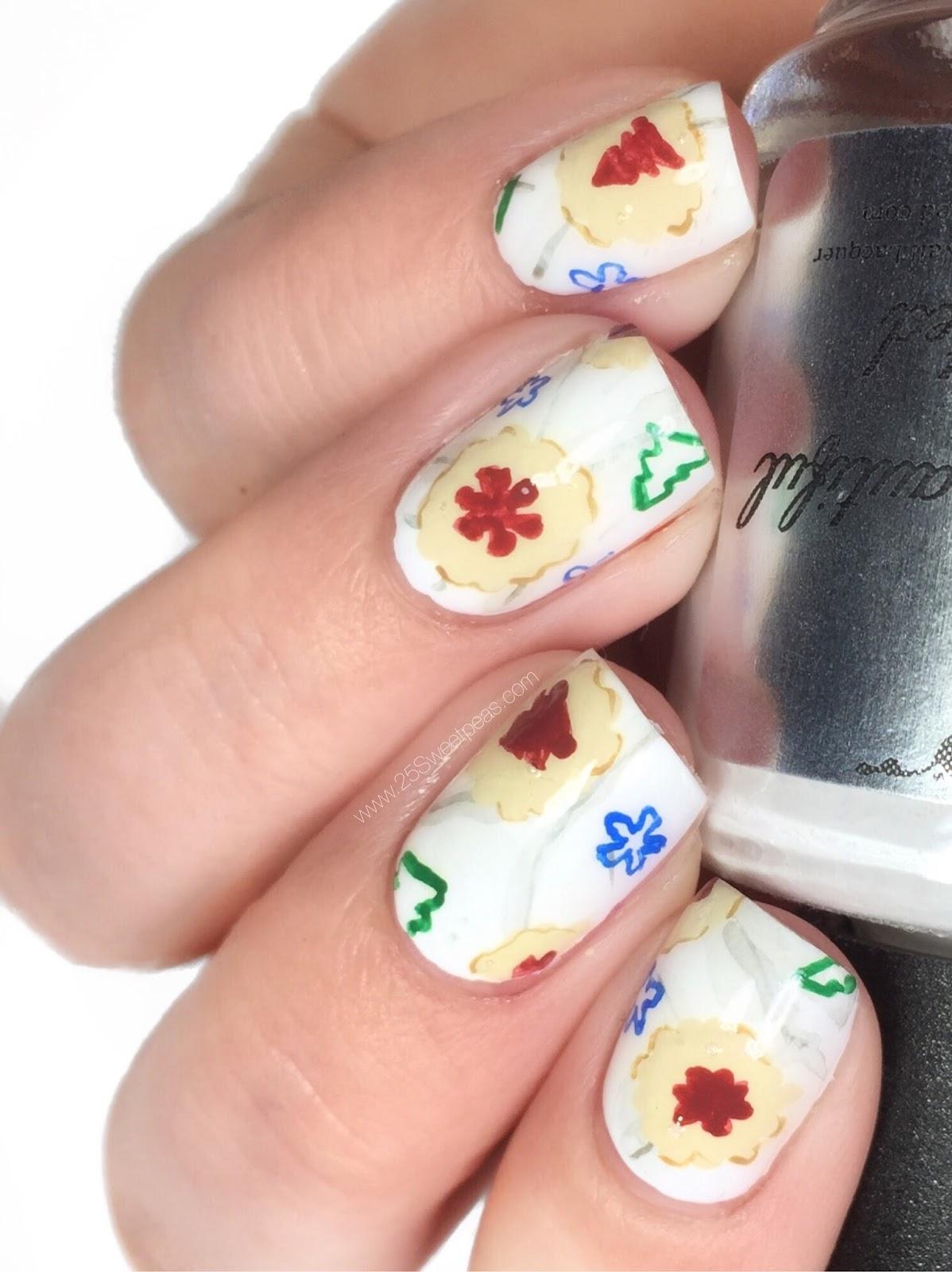 Cookie Nail Art