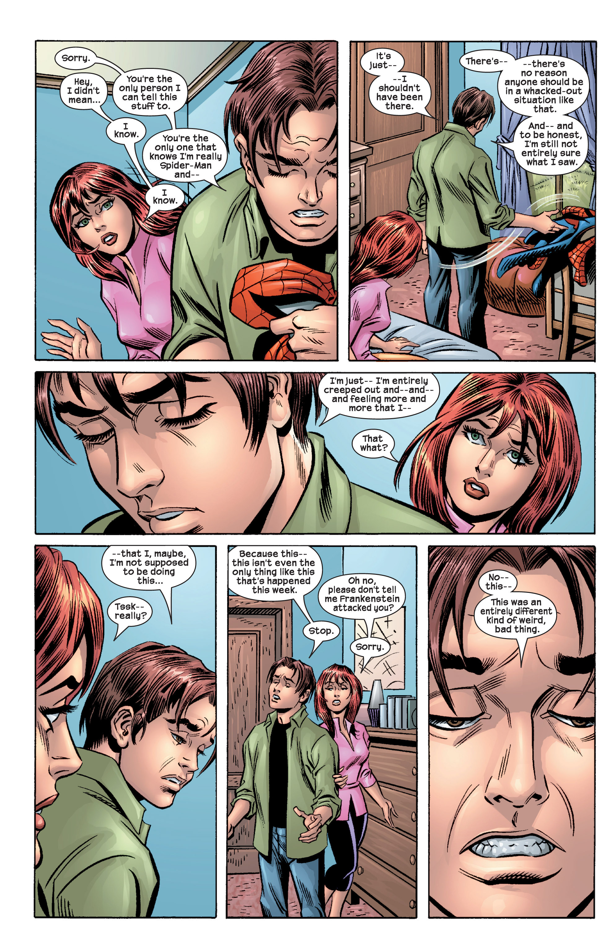 Read online Ultimate Spider-Man (2009) comic -  Issue #150 - 49