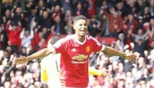 Manchester United Perpanjang Kontrak Marcus Rashford