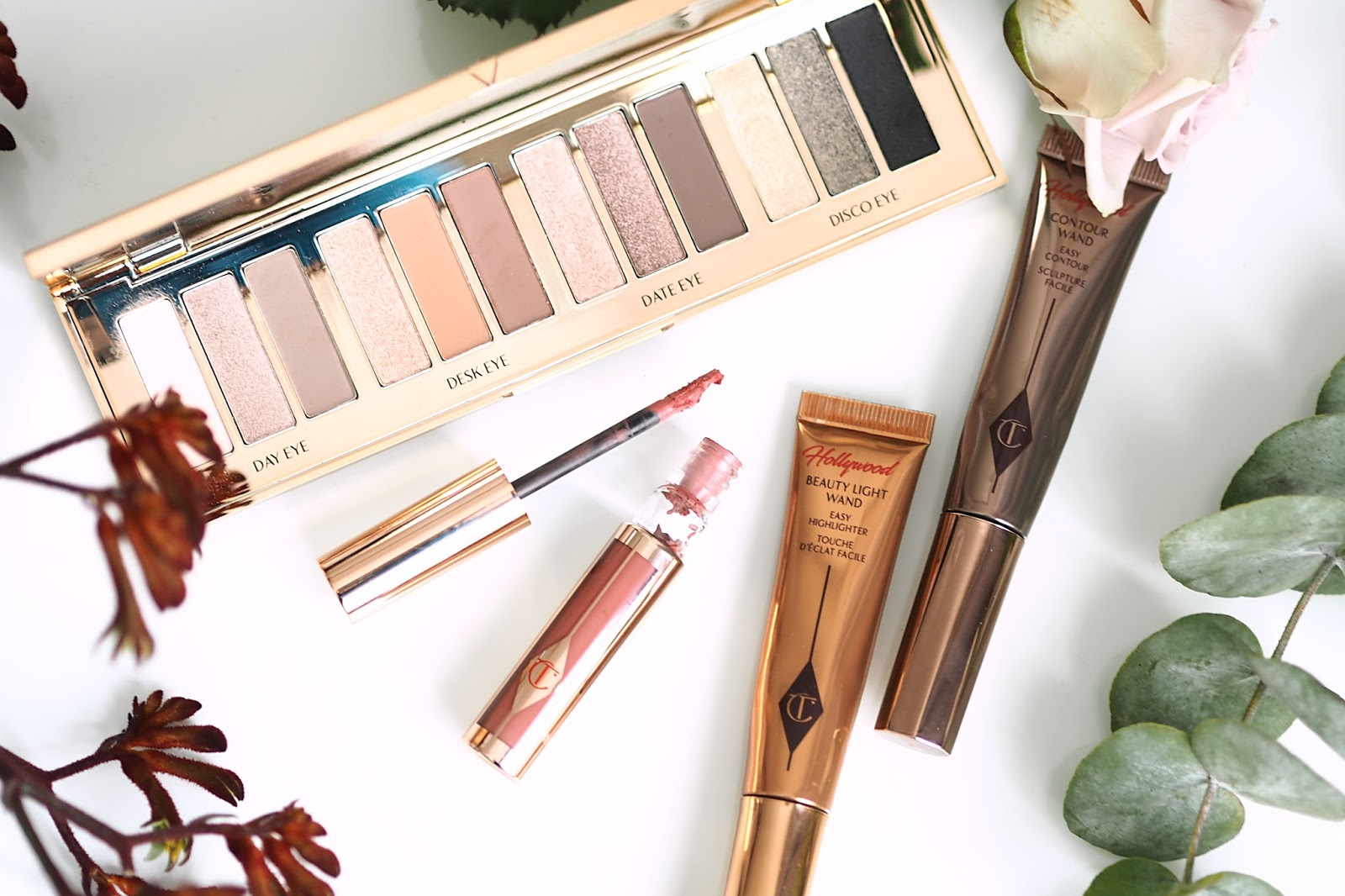 Charlotte tilbury hollywood collection instant eyeshadow palette