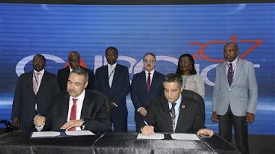 """توقيع مذكرة بين """"الاتصالات"""" ومنظمة الأمم المتحدة لتدشين معمل للإبداع التكنولوجي بمصر"""