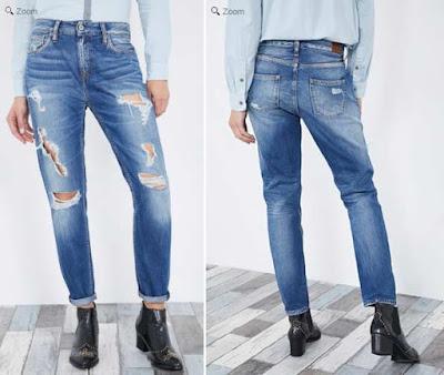 vaquero Pepe Jeans para mujer