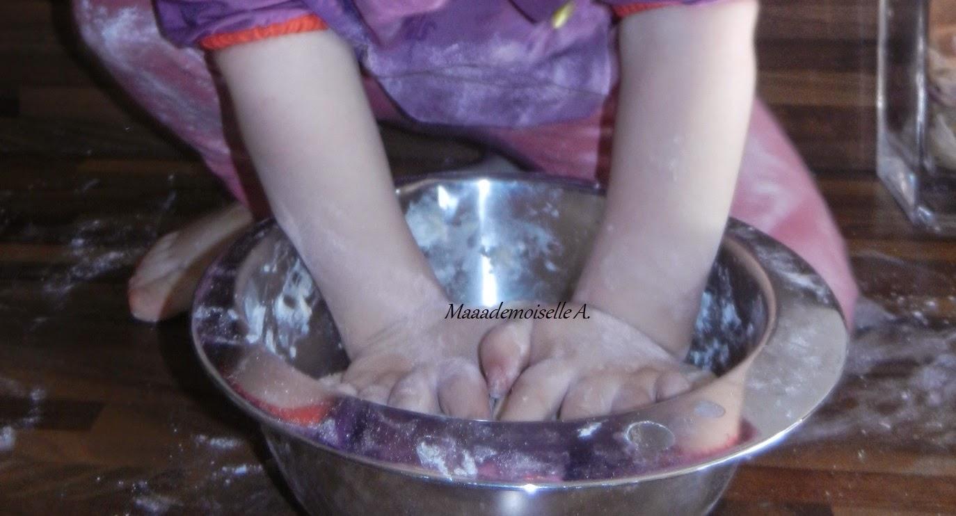 Activité : Faire du pain avec les enfants (Trucs & Astuces)