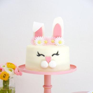 Comment Faire un Gâteau de Lapin de Pâques 🐰🥚🌸