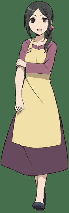 Render Komiya Chiyo