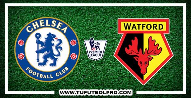 Ver Chelsea vs Watford EN VIVO Por Internet Hoy 15 de Mayo 2017