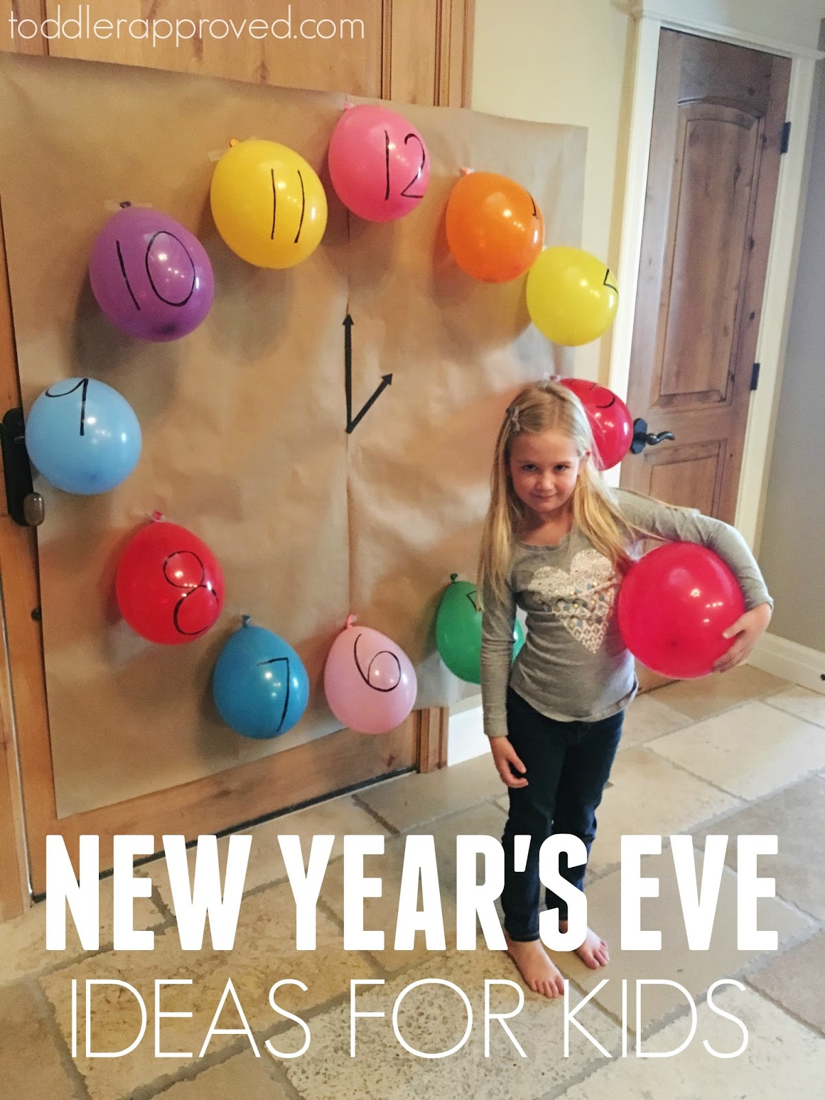 Toddler Approved Easy New Years Eve Party Ideas For Kids