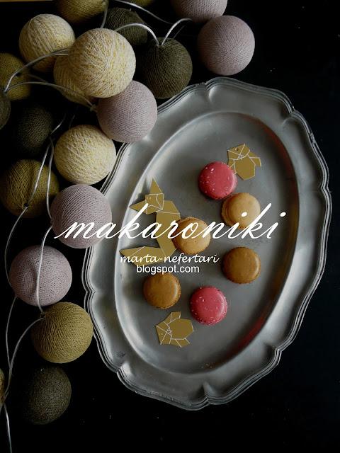smaki: makaroniki