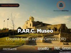 Immagine del logo del P.A.R.C. Museo di Genoni