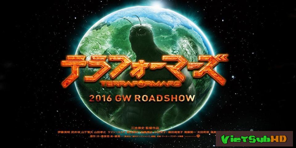 Phim Cuộc Chiến Trên Sao Hỏa (live-action) VietSub HD | Terra Formars (live-action) 2016